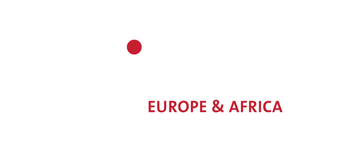 PiCompany Europe & Africa. Logo passend bij internationale ambities.